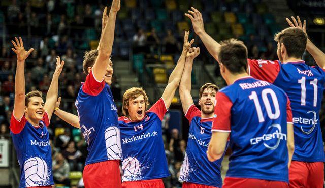 Europa-Abenteuer der United Volleys beginnt in Bosnien - Foto: United Volleys/Corinna Seibert