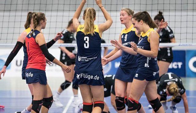 DSHS SnowTrex Köln jetzt in der Liga gegen Essen - Foto: Martin Miseré