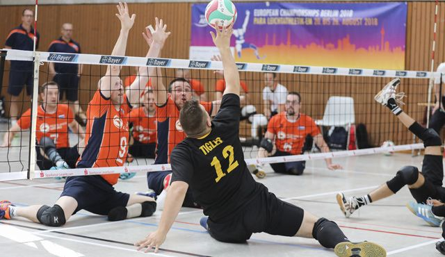 Sitzvolleyballnationalmannschaft zufrieden nach Zühlsdorf-Cup  - Foto: Mika Volkmann