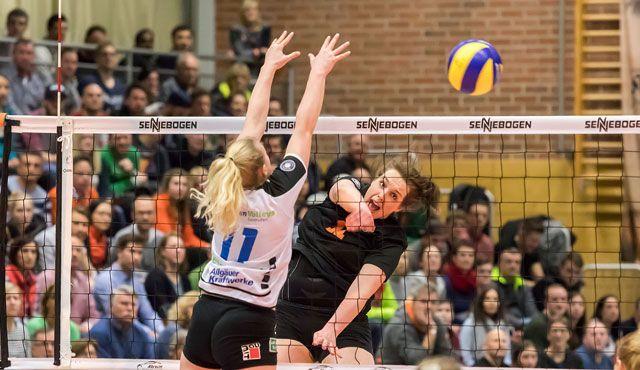 Souveräner Derby-Sieg für NawaRo Straubing - Foto: Schindler