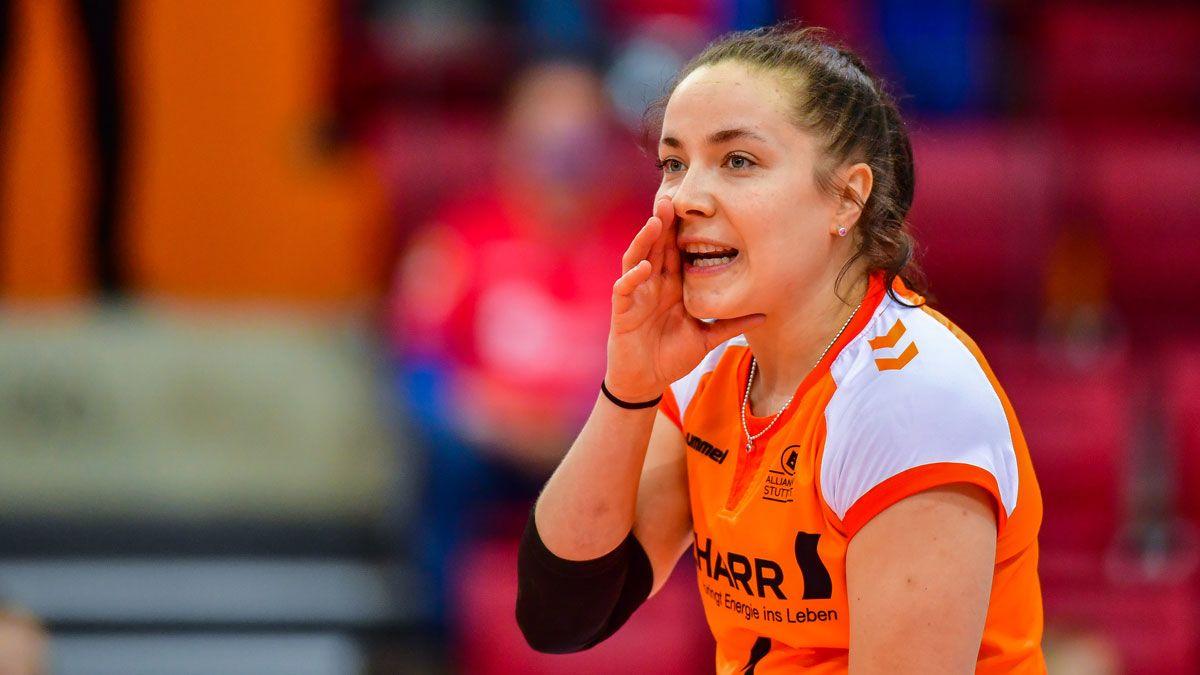 Roosa Koskelo verlängert ihren Vertrag um zwei Jahre    - Foto: Jens Körner / Bildermacher Sport