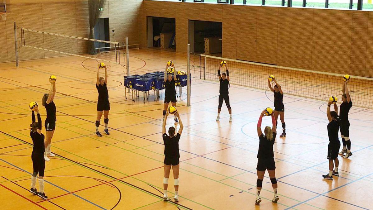 Hochmotiviert erste Vorbereitungswoche absolviert - Foto: NawaRo Straubing