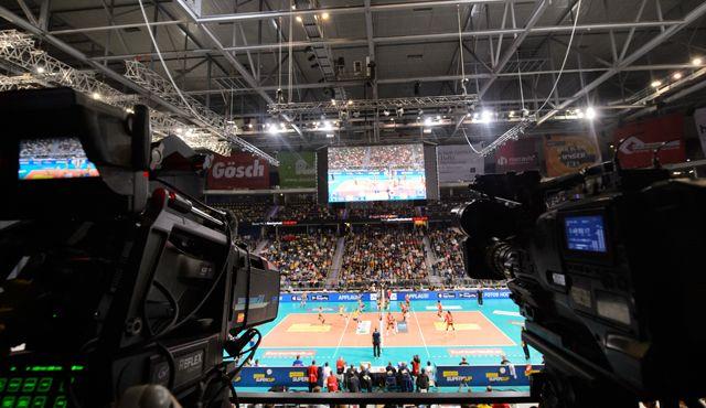 Mehr Männer-Bundesliga: Sport1 baut Live-Berichterstattung zur Volleyball Bundesliga aus - Foto: Conny Kurth