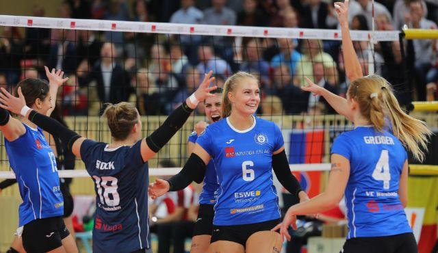 VCW mit Advents-Heimspiel gegen Münster - Foto: Detlef Gottwald