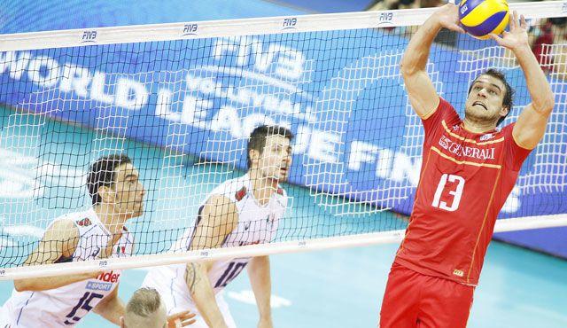 BR Volleys justieren nach – Verstärkung aus Frankreich - Foto: FiVB