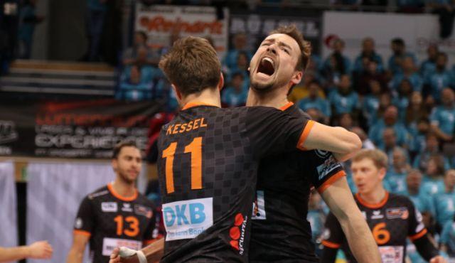 Großer Sport, knapper Sieg - Foto: Florian Zons