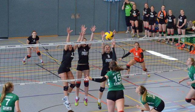 Nachbericht zur Deutschen Volleyball Meisterschaft der Altersklasse U20 in Sonthofen - Foto: Müller