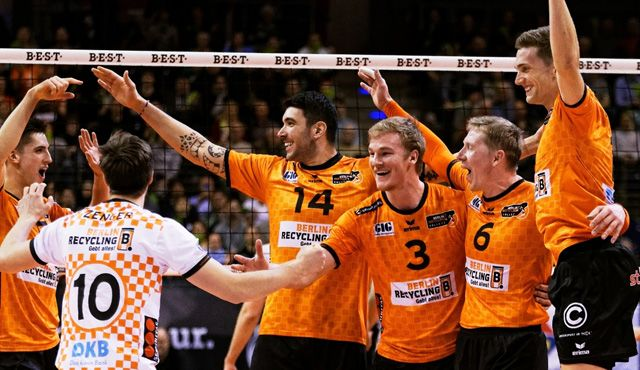 BR Volleys greifen nach dem fünften Cup - Foto: Maximilian Franz