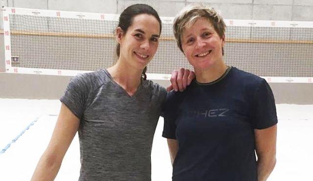 Kira Walkenhorst zurück: Comeback mit neuer Partnerin - Foto: Kira Walkenhorst
