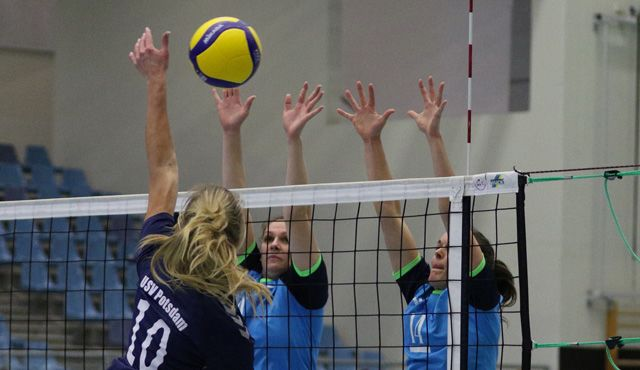 Volleyball-Team Hamburg verliert beim USV Potsdam - Foto: VT Hamburg/Lehmann