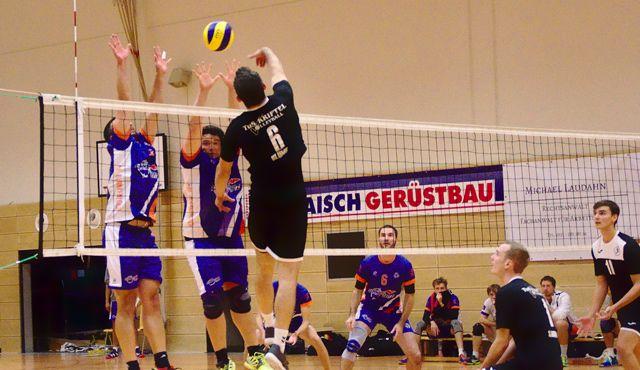 TSG Volleyballer zurück in der Erfolgsspur - Foto: TSG