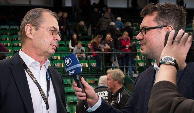 40 Jahre Volleyball Bundesliga: der Patron - Foto: Conny Kurth