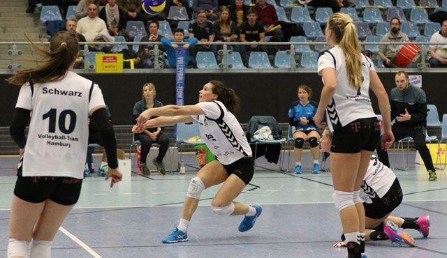 Volleyball-Team Hamburg meldet sich eindrucksvoll zurück - Foto: VTH/Lehmann