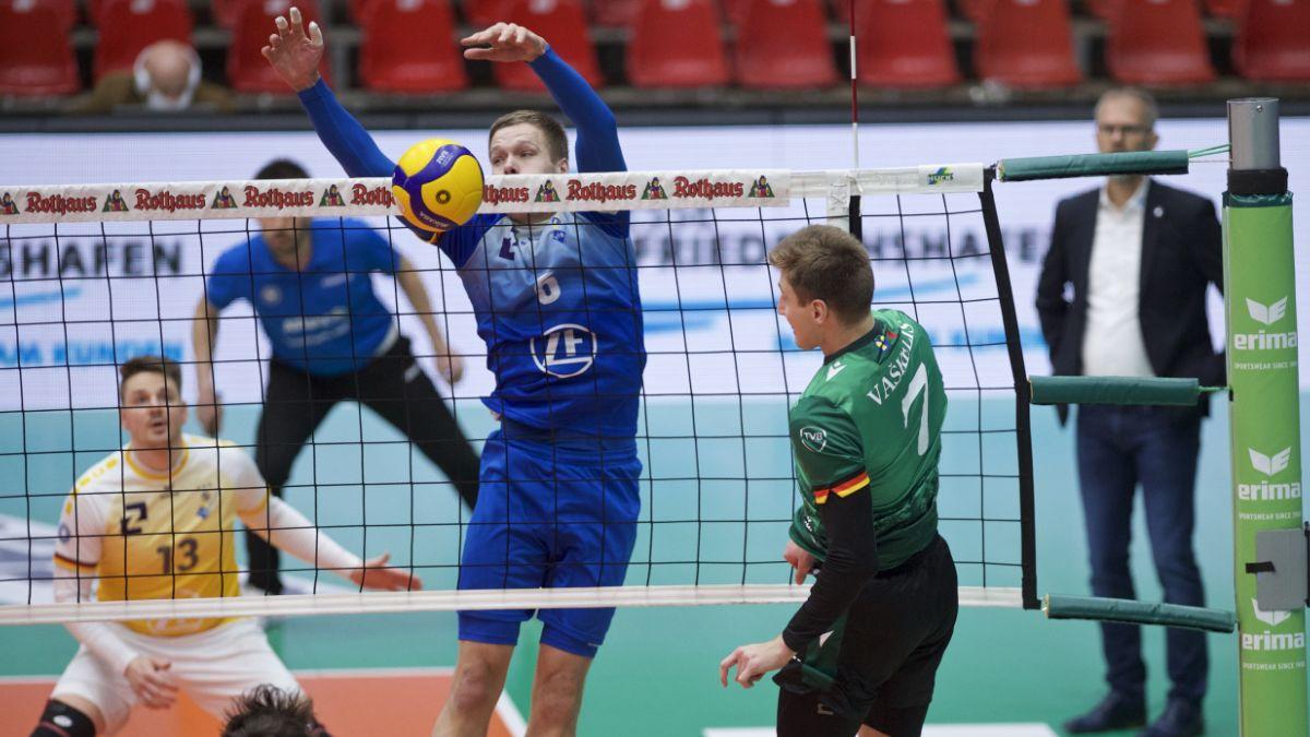 Friedrichshafen startet in die Playoffs - Foto: Kram