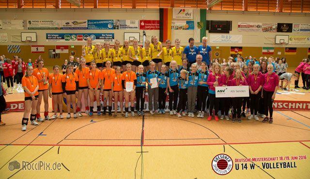 FTSV holt sensationell Silber bei Deutscher Meisterschaft - Foto: roccipix.de