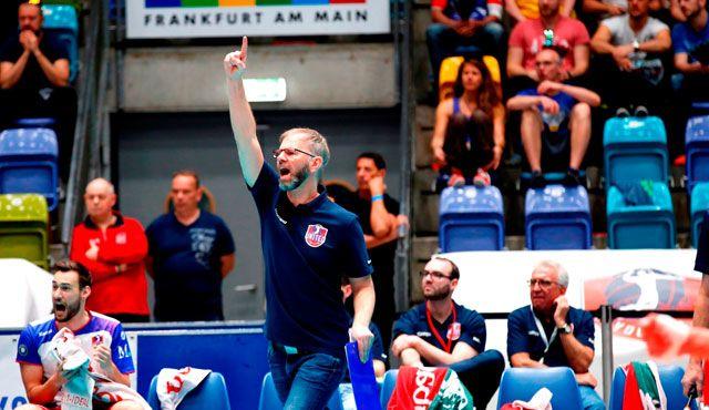 Glück im Pokal, Hammerlos im Europacup - Foto: United Volleys/Gregor Biskup