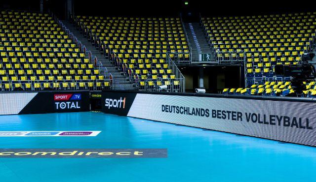 Informationen zum Spielbetrieb der 1. und 2. Volleyball Bundesliga - Foto: Sebastian Wells