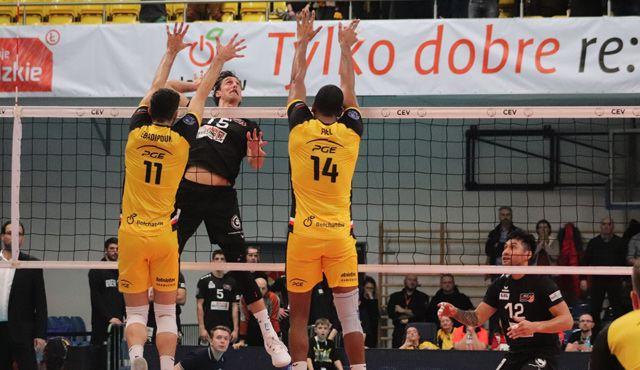 Eine Belohnung bleibt aus - Foto: BR Volleys