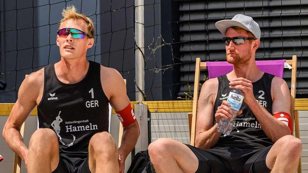 Volles Programm für das Rattenfänger Beach-Team - Endspurt bis zu den Deutschen Meisterschaften - Foto: P. Weber