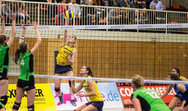 DSHS SnowTrex Köln gewinnt abwechslungsreiches Spiel gegen Bremen - Foto: Martin Miseré