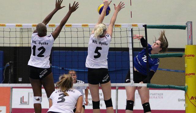 Generalprobe vor dem Saisonstart für das Volleyball-Team Hamburg - Foto: VTH/Lehmann