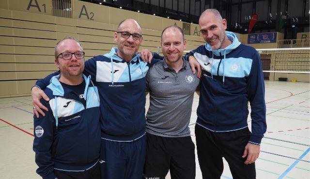 VCW-Nachwuchstrainer Arne Kramer wird Co-Trainer der Erstliga-Volleyballerinnen - Foto: VCW