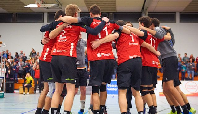 SSC Karlsruhe mit erstem Sieg in 2017 - Foto: Andreas Arndt