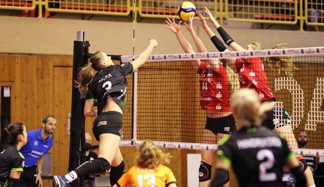 Ladies unterliegen starken Dresdnerinnen - Foto:  Ladies in Black Aachen\ Andreas Steindl