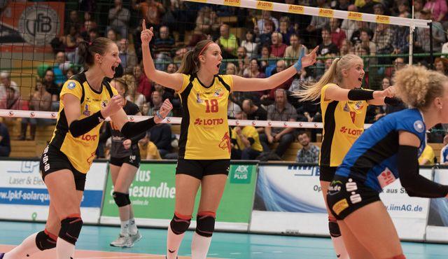 Reha-Station Pokalviertelfinale? Suhl reist nach Aachen - Foto: René Siegling, Dynamics Suhl