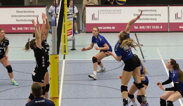 Volleyball-Team Hamburg vor drei richtungsweisenden Spielen  - Foto: VTH/Lehmann