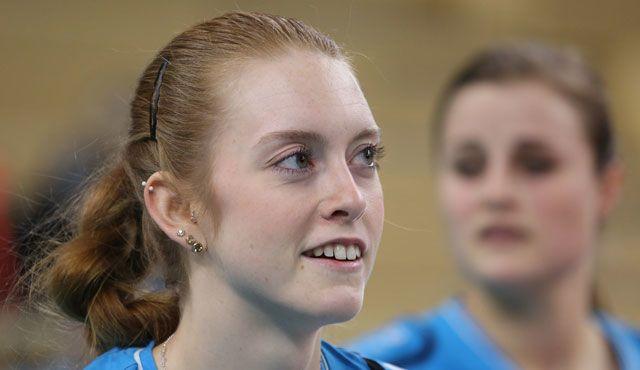 Außenangreiferin verlängert: Tanja Großer bleibt beim VCW und reist zur Nationalmannschaft - Foto: Detlef Gottwald