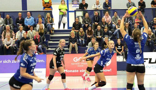 VC Allbau Essen zurück in der 2. Volleyball Bundesliga - Foto: Tom Schulte