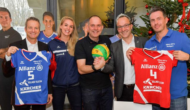 Kärcher begleitet Allianz MTV langfristig als weiterer Hauptpartner - Foto: www.tombloch.de