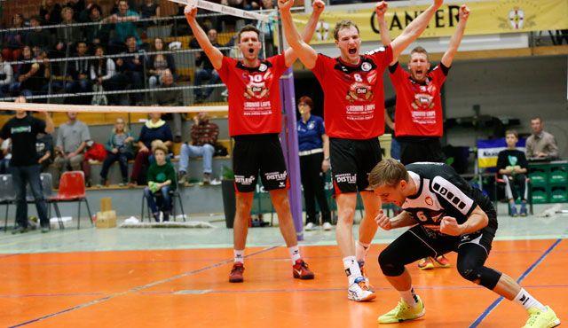 Hält Eltmanns Siegesserie gegen die Freiburger? - Foto: VC Eltmann / Oshino Volleys Eltmann