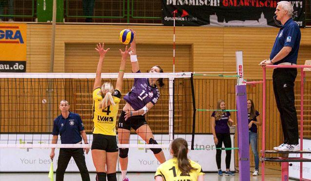VolleyStars rüsten zum Duell gegen Münster - Foto: Stephan Roßteuscher, VfB Suhl
