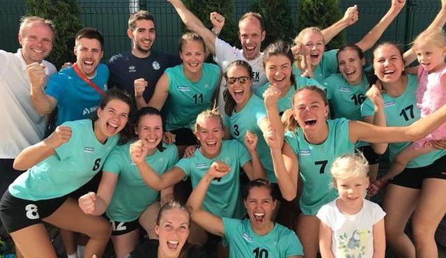 DSHS SnowTrex Köln-Volleyballerinnen werden 6. bei EUSA-Games - Foto: privat