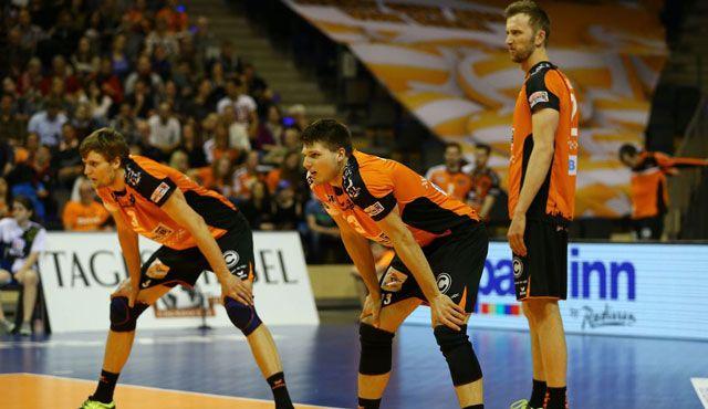 BR Volleys wollen Friedrichshafen ins Finale folgen - Foto: Eckhard Herfet