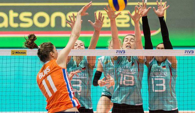 DVV-Teams auf elf und 13 - Foto: FiVB
