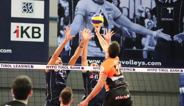 Der Auswärtssieg ist geschafft - Foto: BR Volleys