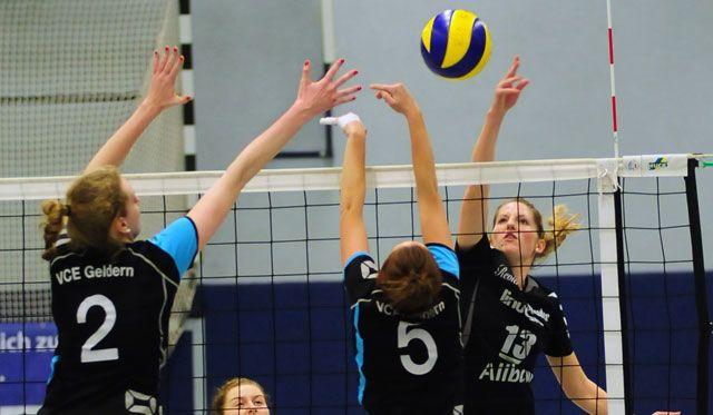 Vorletztes Heimspiel der Saison für den VC Allbau Essen - Foto: VC Allbau Essen