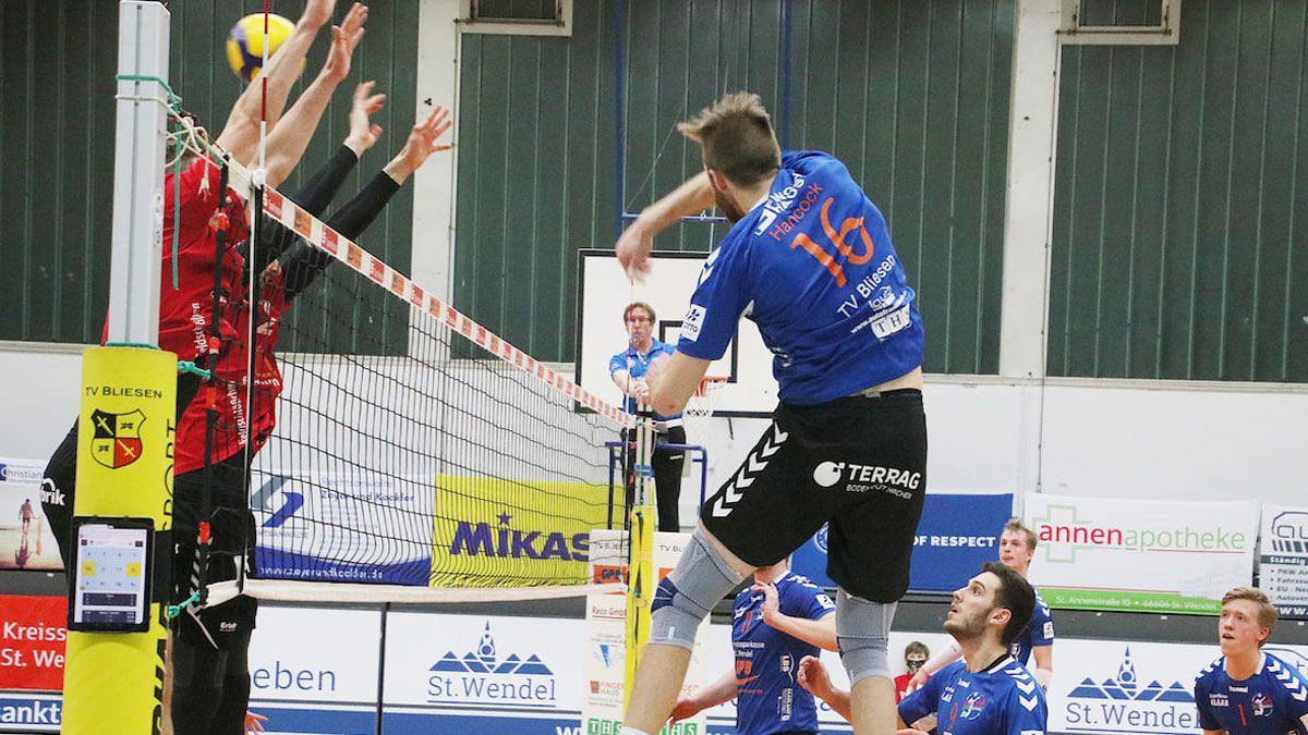 Doppelter Einsatz für Bliesen gegen Schwaig und Mainz - Foto: Josef Bonenberger