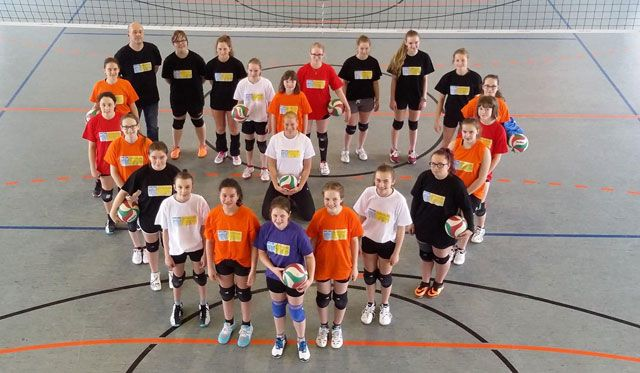 volleyfuture.de - SommerCamps in Sachsen -