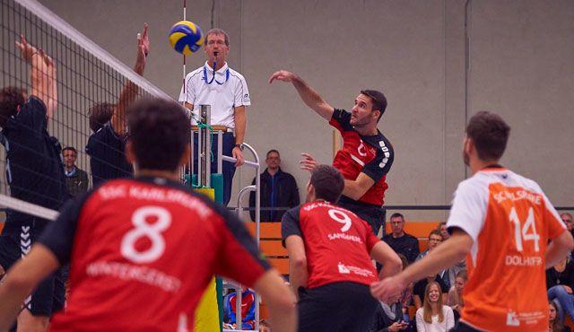 SSC Karlsruhe lädt zum Spitzenspiel ins OHG - Foto: Andres Arndt