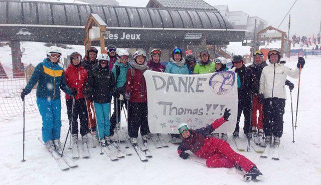 DSHS SnowTrex Köln goes Snow - Foto: privat