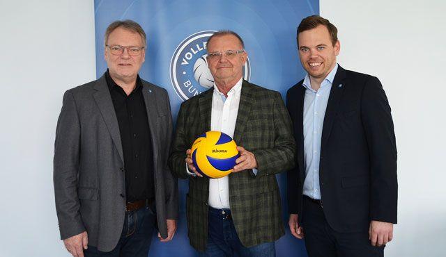 "Potsdamer Augenklinik wird ""Offizieller Partner der Volleyball Bundesliga"" - Foto: Volleyball Bundesliga"
