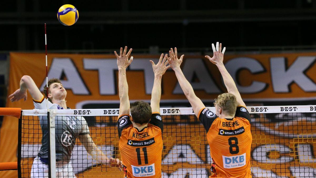 Finalserie: Das volle Paket Volleyball auf SPORT1 - Foto: Eckhard Herfet