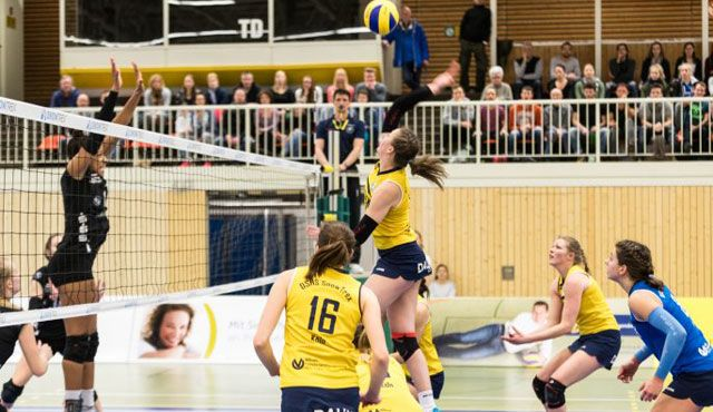 DSHS SnowTrex Köln gelingt 3:1-Revanche gegen Borken - Foto: Martin Miseré