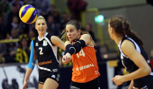 Die Ladies in Black gewinnen das dritte Match in Folge - Foto: Ladies in Black Aachen