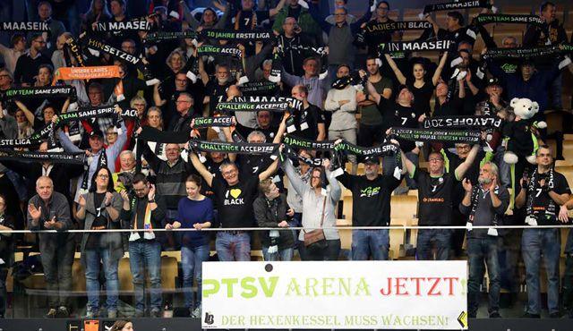 Halbfinale – und Aachen ist dabei - Foto: Ladies in Black Aachen\\ Andreas Steindl