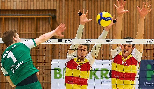 BADEN VOLLEYS gehen in Bayern auf Punktejagd - Foto: Andreas Arndt